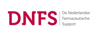 Logo DNFS De Nederlandse Farmaceutische Support